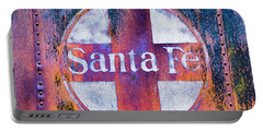 Santa Fe Rr Portable Battery Charger