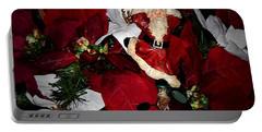 Santa Fling Portable Battery Charger