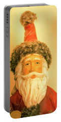 Santa Is Watching Portable Battery Charger