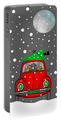 Santa Lane Portable Battery Charger