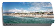 Santa Monica Beach Portable Battery Charger