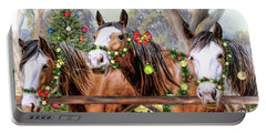 Santa's Helpers Portable Battery Charger