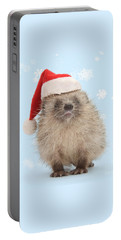 Santa's Prickly Pal Portable Battery Charger