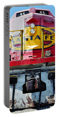Sante Fe Railway Portable Battery Charger by Kyle Hanson