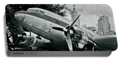 Classic Aircraft Douglas Dc-3 Portable Battery Charger