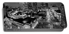 Sao Paulo Downtown - Viaduto Do Cha And Around Portable Battery Charger