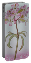 Saponaria Portable Battery Charger by Ruth Kamenev