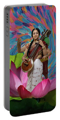 Saraswati Portable Battery Charger