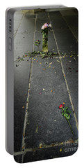 Portable Battery Charger featuring the photograph Saskia Rembrandt's Tomb by RicardMN Photography