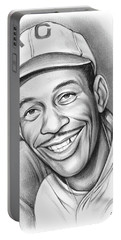 Satchel Paige II Portable Battery Charger