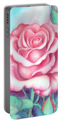 Saturday Rose Portable Battery Charger