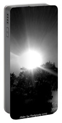 Saturday Sunshine On A Charleston Morning Portable Battery Charger