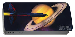 Saturn Visit Portable Battery Charger