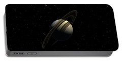 Saturn With Titan Portable Battery Charger