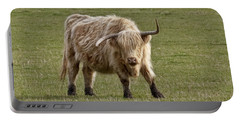 Sauvie Island Cow Portable Battery Charger