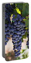 Sauvignon Grapes Portable Battery Charger