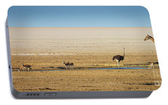 Ostrich Portable Battery Chargers