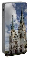 Savannah Historic Cathedral Portable Battery Charger