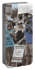 Save Our Lagoon Portable Battery Charger