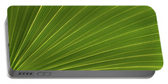 Saw Palmetto Detail Delray Beach Florida Portable Battery Charger