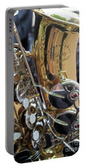 Sax In The City Portable Battery Charger