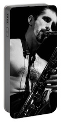 Sax Portable Battery Charger
