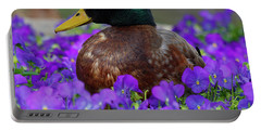 Say Quack Portable Battery Charger