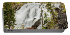 Scale Of Eagle Falls Inspiration Portable Battery Charger