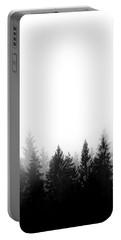 Scandinavian Forest Portable Battery Charger