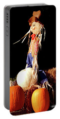 Scaredy Crow Man Portable Battery Charger