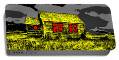 Scary Farmhouse Portable Battery Charger