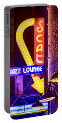 Scat Jazz Neon V3 Portable Battery Charger