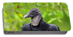 Portable Battery Charger featuring the photograph Scavenger Spittle by Al Powell Photography USA