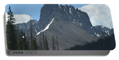 Mountain Scenery Hwy 14 Co Portable Battery Charger