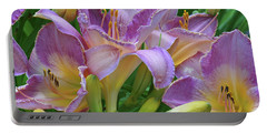 Scent Of A Lily Portable Battery Charger