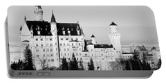 Schloss Neuschwanstein  Portable Battery Charger