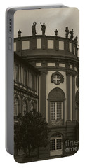 Schlosspark Biebrich Portable Battery Charger by Jim And Emily Bush