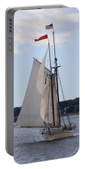 Schooner Heritage Portable Battery Charger