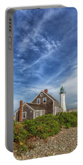 Scituate Lighthouse Boardwalk Portable Battery Charger