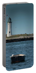 Scituate Lighthouse Portable Battery Charger