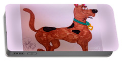 Scooby-doo Portable Battery Charger