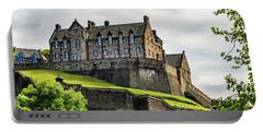 Scotland's Edinburgh Castle Portable Battery Charger