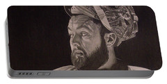 Scott Darling Portrait Portable Battery Charger
