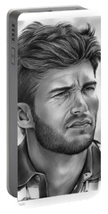 Scott Eastwood Portable Battery Charger