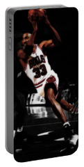 Designs Similar to Scottie Pippen On The Move