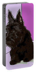 Scottish Terrier Portable Battery Charger