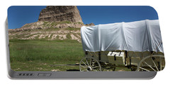 Scotts Bluff National Monument Nebraska Portable Battery Charger