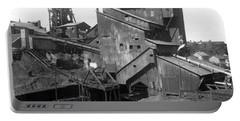 Scranton Pennsylvania Coal Mining - C 1905 Portable Battery Charger