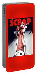 Scrap - Ww2 Propaganda Portable Battery Charger