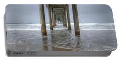 Scripps Pier La Jolla California 4 Portable Battery Charger